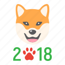 new year, chinese, dog, zodiac, holiday, christmas