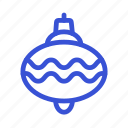 ball, christmas, christmas tree, decoration, new year icon