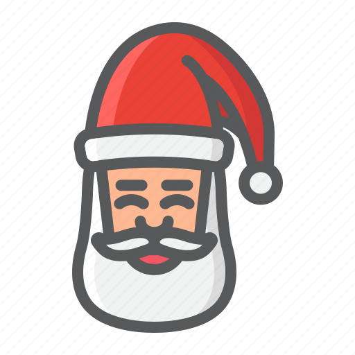 Christmas, claus, holiday, new year, santa, xmas icon - Download on Iconfinder