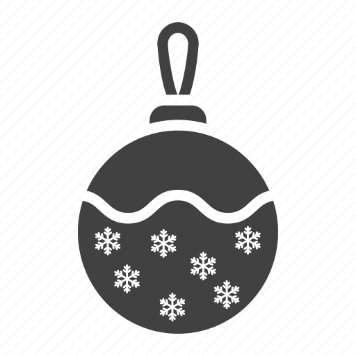 Ball, christmas, holiday, new year, tree, xmas icon - Download on Iconfinder