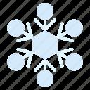 decoration, ornament, snowflake, winter