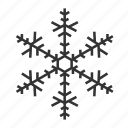 christmas, ice crystal, snowflake, xmas, snow, winter