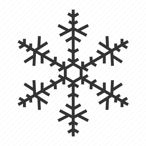 christmas, ice crystal, snow, snowflake, winter, xmas icon