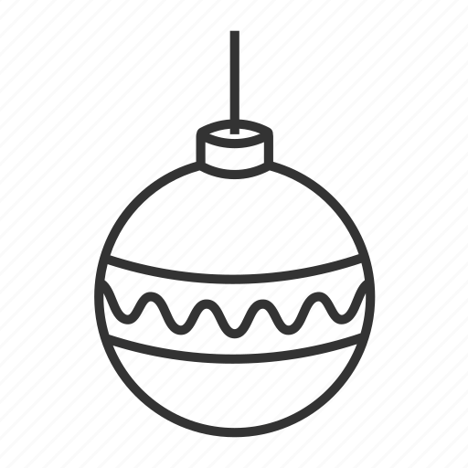 ball, bubble, christmas, christmas tree decoration, decoration, xmas icon