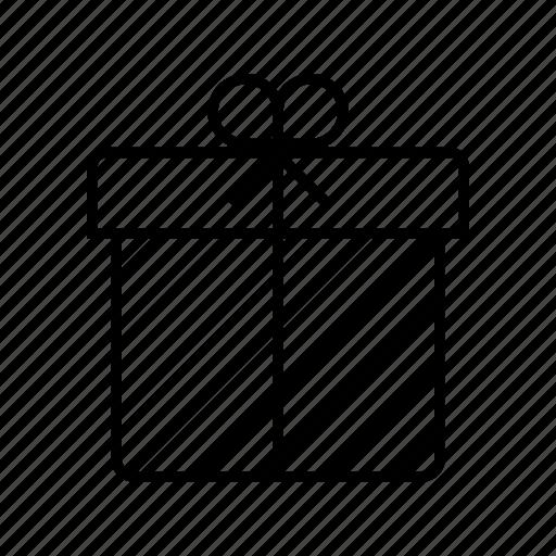 bounty, box, gift, present, presentation, surprise icon