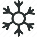 christmas, slush, snow, snow crystal, snowflake, xmas icon