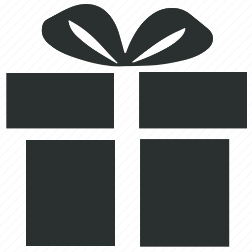box, gift, giftwrap, package, present, wrap icon