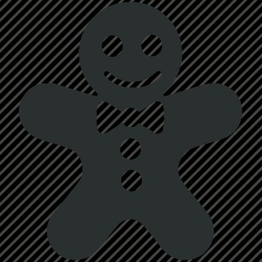avatar, boy, gingerbread, male, man, person, user icon
