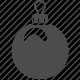 ball, celebration, christmas, decoration, holiday, party, xmas icon