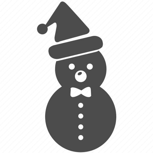 christmas, holiday, man, merry, snow, snowman, xmas icon