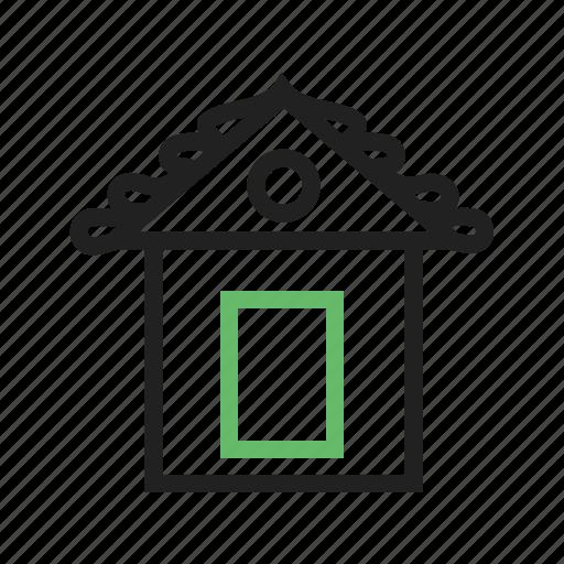 guest, home, house, small, villa icon