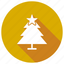 christmas, shopper, shopping, tote icon