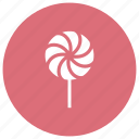 cane, christmas, decoration, holiday, ornament, peppermint icon