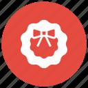 holidays, wreath icon