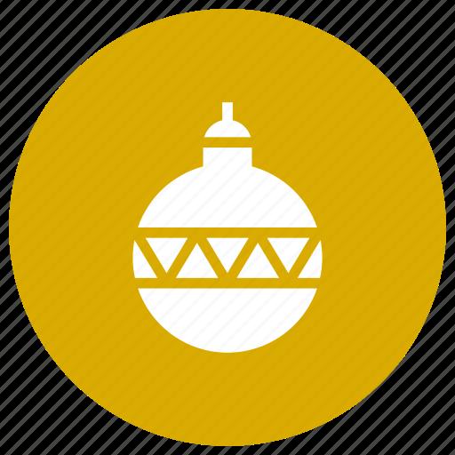 ball, christmas, decoration, decorations icon