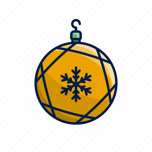 Bauble, christmas, decoration, xmas icon - Download on Iconfinder