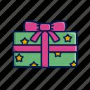 christmas, gift, present, xmas