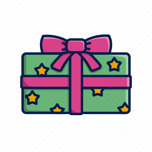 Christmas, gift, present, xmas icon - Download on Iconfinder