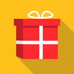 christmas, festival, gift, giftbox, present icon