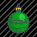 ball, christmas, new year, xmas