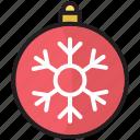 ball, christmas, christmas ball, crystal, decoration, tree, xmas
