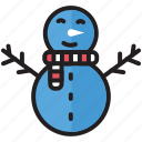 christmas, cloud, snow, snowman, weather, winter, xmas