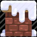 chimney, christmas, claus, house, household, santa, xmas