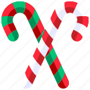 candy, cane, christmas, dessert, food, sweet, xmas icon