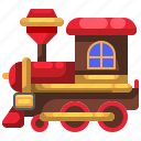 cargo, invention, locomotive, railway, toy, train, transportation
