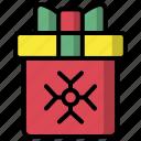 gift, christmas, xmas, present, holiday
