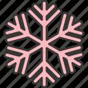 celebration, christmas, decoration, festive, holiday, snowflake, winter icon