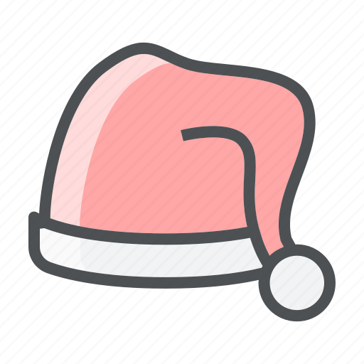Christmas, claus, hat, santa icon - Download on Iconfinder