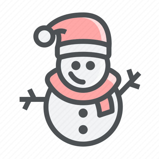 Christmas, snowman icon - Download on Iconfinder
