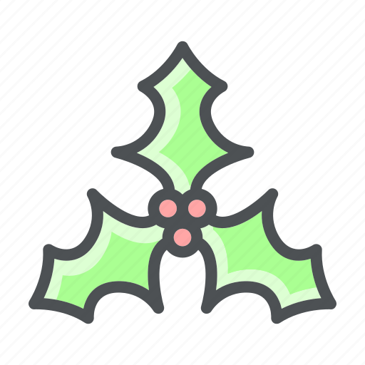 Christmas, decoration, mistletoe icon - Download on Iconfinder