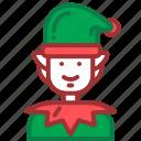 christmas, christmas elf, elf, santa