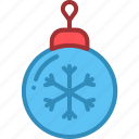christmas, christmas ornament, decoration, ornament icon