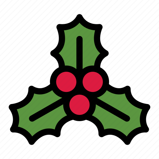 Christmas, decoration, holiday, merry, mistletoe, ornament, xmas icon - Download on Iconfinder