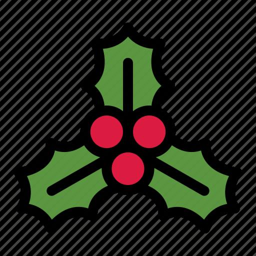 christmas, decoration, holiday, merry, mistletoe, ornament, xmas icon