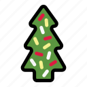 christmas, christmas cookie, cookie, holiday, sweet, tree, xmas icon