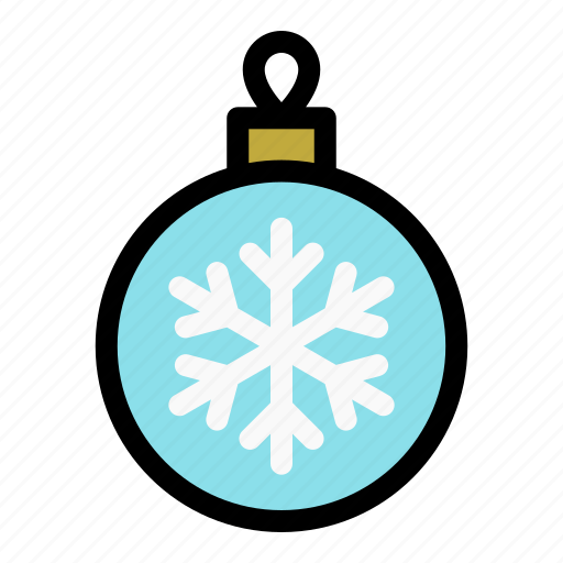 bauble, christmas, decoration, holiday, merry, ornament, xmas icon