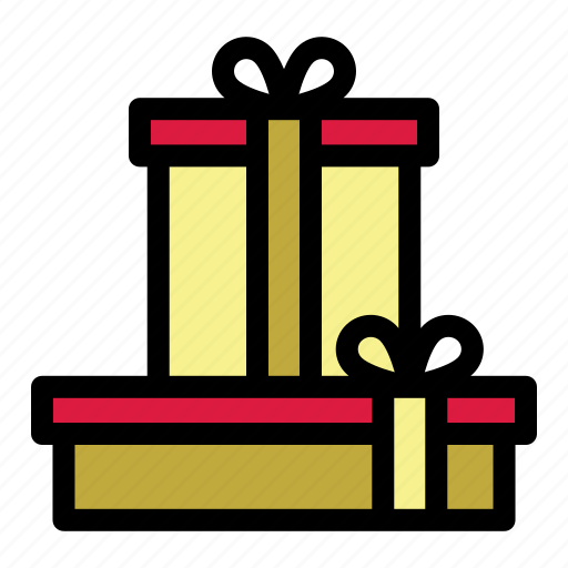 christmas, gift boxes, gifts, holiday, merry, presents, xmas icon