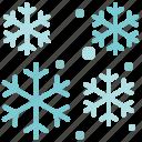 christmas, decoration, snow, snowflakes, weather, winter, xmas