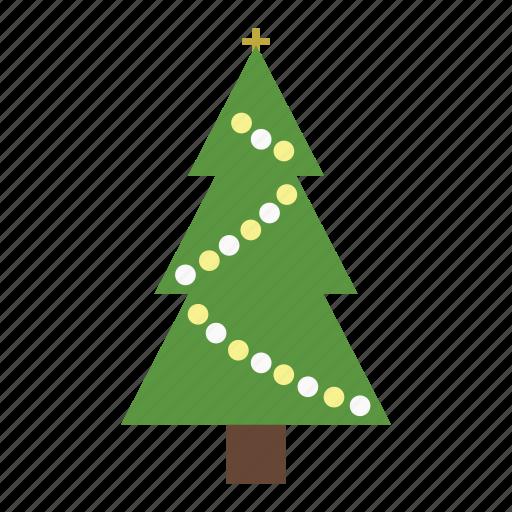 christmas, christmas tree, holiday, merry, pine, tree, xmas icon