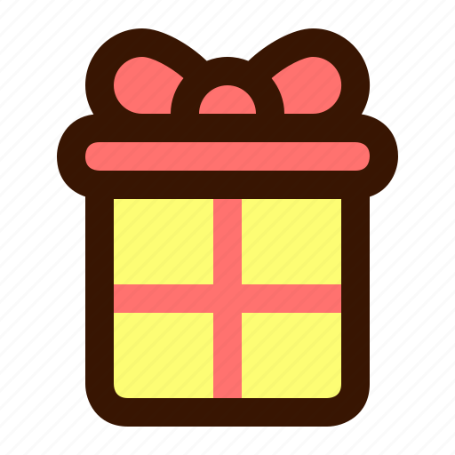 Birthday, christmas, gift, present icon - Download on Iconfinder
