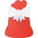 bag, celebrate, christmass, gift, holidays, santa icon