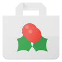 bag, celebrate, christmass, holidays, shopping icon