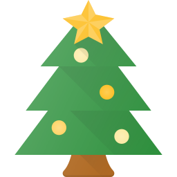 celebrate, christmass, holidays, pine, tree icon