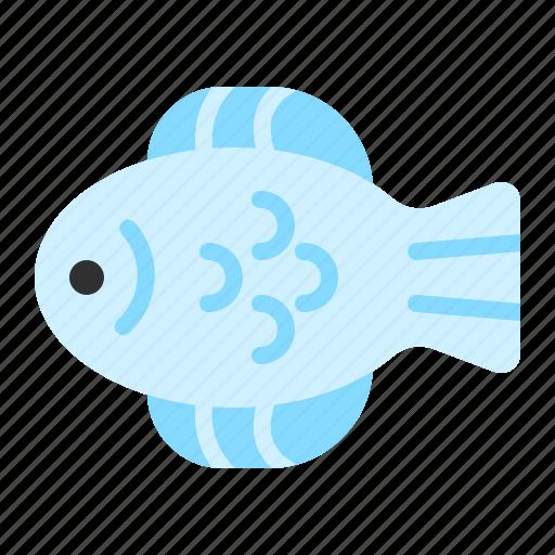 animal, fish, food, gastronomy, xmas icon