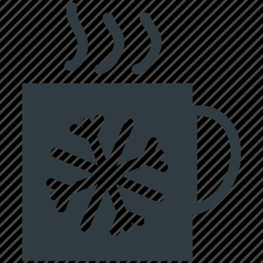 Coffee mug, hot drink, hot tea, mug, tea mug icon - Download on Iconfinder