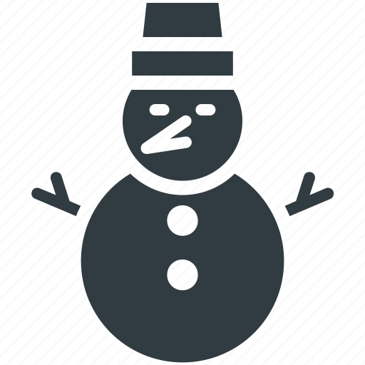 Christmas, christmas snowman, snowman, snowperson, winter icon - Download on Iconfinder